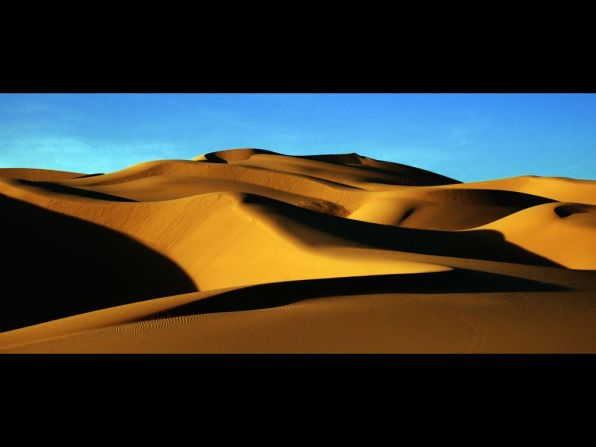 Imperial Sand Dunes, USA